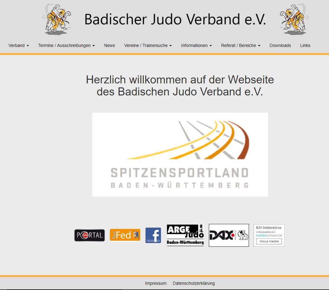 Badischer Judo Verband e.V., Karlsruhe