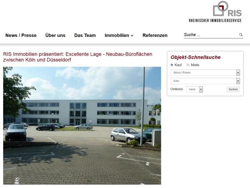 RIS Rheinischer Immobilienservice GmbH, Leverkusen