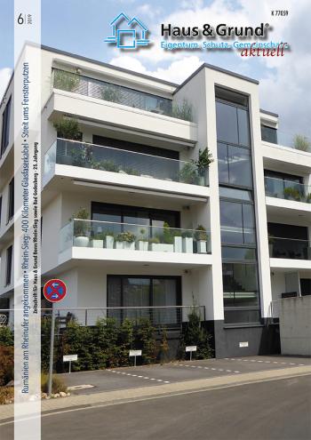 Haus & Grund aktuell 06/2019: Smart Home – Beschattung